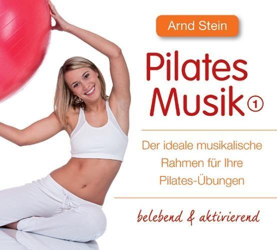 CD Pilates-Musik 1