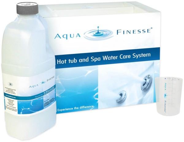 Aqua Finesse Hottub Wasserpflegebox
