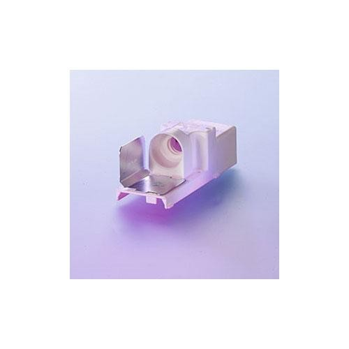 Winkelfassung für Birnenlampen