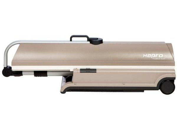 time4wellness Mobile Sun HP8540 UV Collagen Beauty Solarium SmartSun Edition