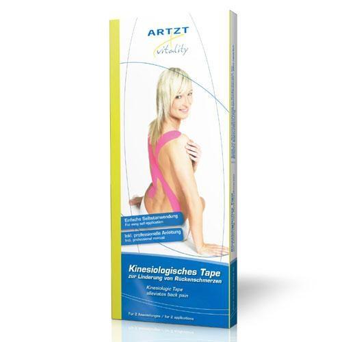 ARTZT vitality® KinesioTape Rücken