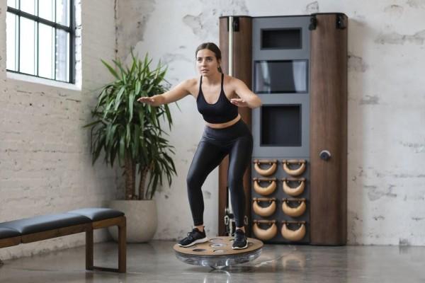 NOHrD Eau-Me Balance-Board Eiche