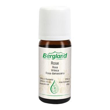Bergland Ätherisches Mono-Öl Rose