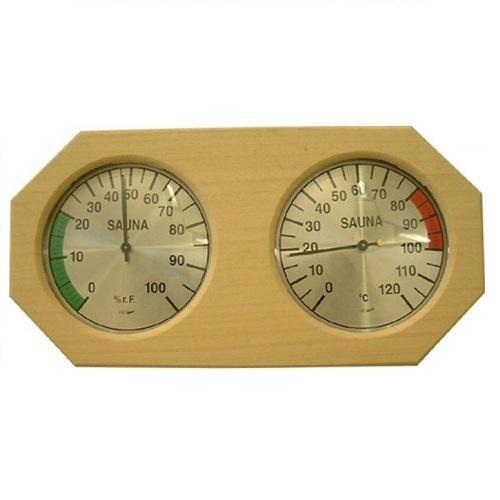 Sauna-Messstation/Klimamesser