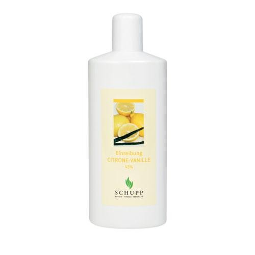 Schupp Einreibung Citrone Vanille 45%