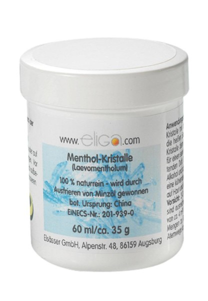 Eliga Menthol-Kristalle 60 ml