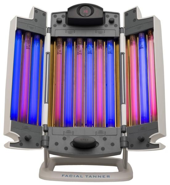 Eurosolar Facial Tanner Turbo Power 9215 Gesichtsbräuner