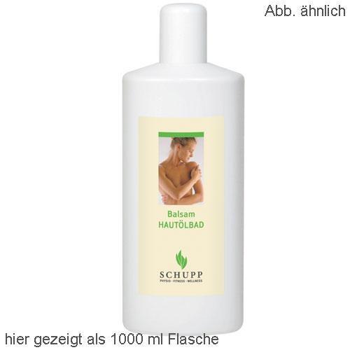 Schupp Balsam Hautöl-Bad