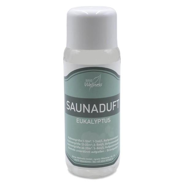 Birke Wellness Saunaduft Eukalyptus 250 ml