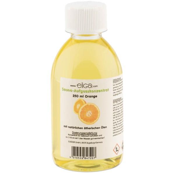 Eliga Sauna-Aufgusskonzentrat Orange