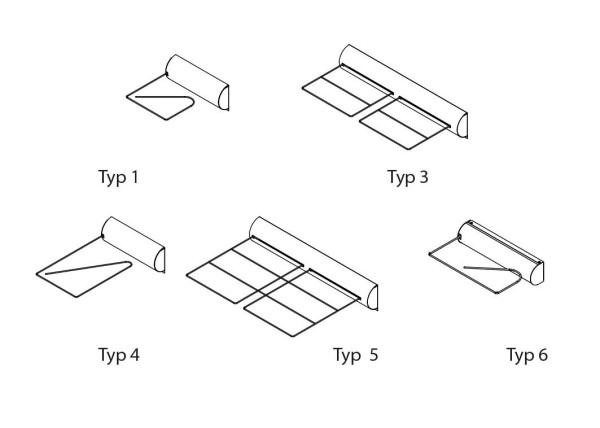 EOS Abdeckschutz mit Abschaltautomatik Typ 1 für Saunaöfen