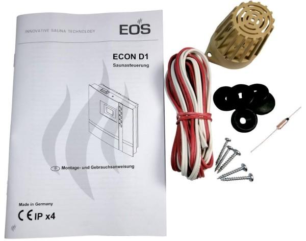 EOS Econ D1 Saunasteuerung finnisch time4wellness