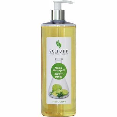 Schupp Aroma-Massageöl Limette-Minze