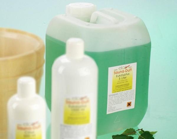 Eliga Sauna-Aufgusskonzentrat Eukalyptus 5 Liter