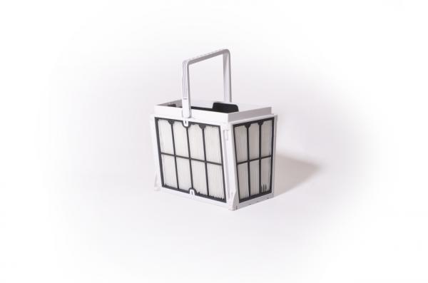 Dolphin Filterkartuschen - Einsatz fein für E30, E35, E40i mit Register