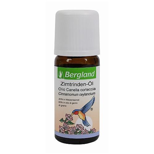 Bergland Ätherisches Mono-Öl Zimtrinde