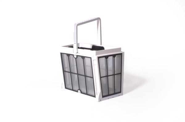 Dolphin Filterkartuschen - Einsatz grob für E30, E35, E40i mit Register